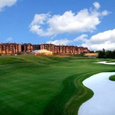 Cascades – Hamburg, NJ (Crystal Springs Resorts) 9 hole course